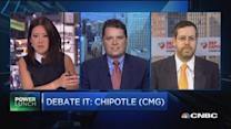Chipotle 'expensive' says cuddly bear
