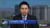 Anxiety is the watchword: Lanhee Chen