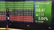 European stocks open flat amid weak German factory data
