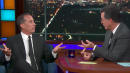 Stephen Colbert Finally Changes Jerry Seinfeld's Mind On Bill Cosby