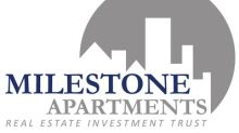 Milestone Apartments REIT Announces Details Regarding Closing of Going Private Transaction with Starwood Capital Group and Increased Liquidating Distribution