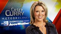 Casey Curry's Sunday forecast