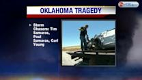 Local veteran storm chaser explains the dangers of the job