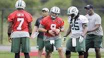 New York Jets create another quarterback controversy?