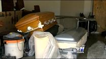 Ashes Found At Vacant Fort Worth Mortuary