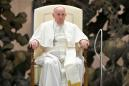 Pope vows to fight corruption but sees it as uphill struggle