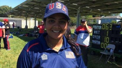 Telangana cricketer to play for USA national team
