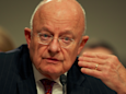 Former Director of National Intelligence James Clapper calls Comey's firing 'a tremendous loss'
