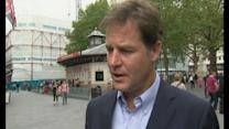 Clegg: Wright should 'do the decent thing' and quit