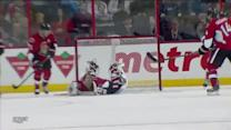Craig Anderson's point blank save on Foligno