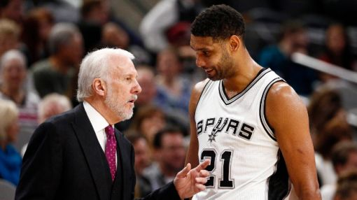 Gregg Popovich Continues To Lovingly Chide Tim Duncan Even After Retirement
