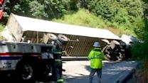 Hwy. 17 Crash Causes Morning Commute Headaches