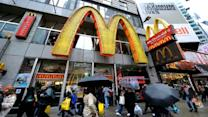 MCDONALD'S LABOR RULING