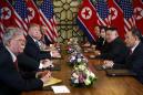Trump claims Cohen hearing may have hurt North Korea summit