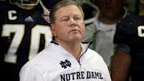 Source: Eagles interview Notre Dame's Brian Kelly