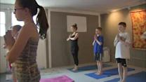 Judge to rule on whether yoga tied to religion