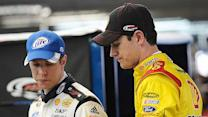 Keselowski, Logano hit with 'massive' penalties