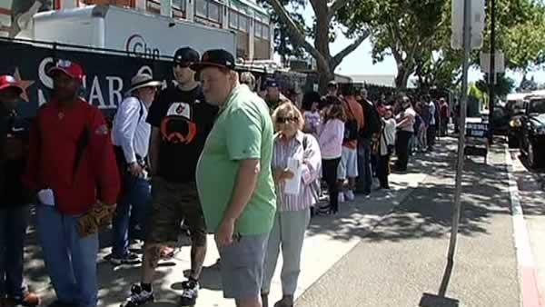 Sports fans in San Jose ready to welcome A's