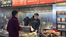 Chipotle executives are suddenly warming up to the idea of drive-thrus