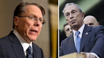NRA chief: Bloomberg can't buy America