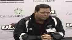 ULM Head Coach Todd Berry talks LSU
