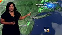 Overnight Weather On 9/1: Hot And Humid Tuesday