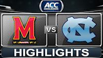 Maryland vs North Carolina | 2014 Women's Basketball Highlights