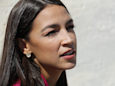 Alexandria Ocasio-Cortez responded to Trump calling her a 'wack job,' by saying it is better than being someone who 'betrays our country'