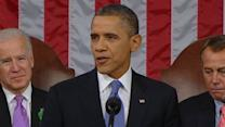 State of the Union Speech Touches On Guns, Economy