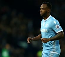 Stoke's Saido Berahino could come back to haunt Tottenham as Mark Hughes ponders debut