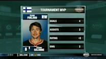 NHL Tonight: Selanne named Tournament MVP