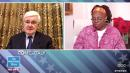 Whoopi Goldberg Confronts Newt Gingrich for Suggesting Nurses Will Abandon Coronavirus Patients
