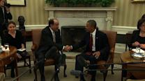 "U.S., Iraq share ""common vision"" on fighting al Qaeda"