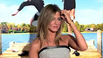 Jennifer Aniston Admits to 'Chubbier Days' in Friends