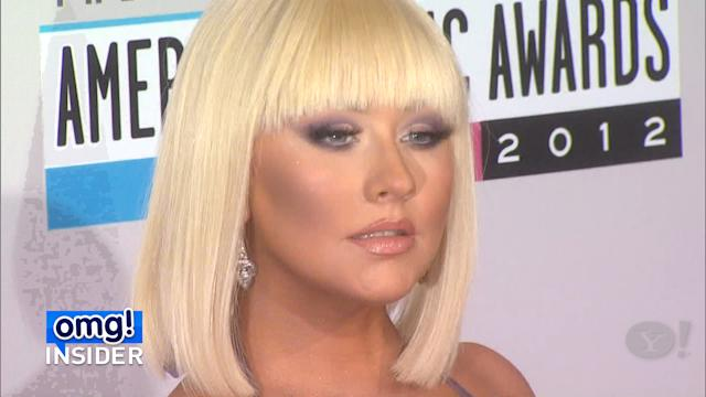 Christina Aguilera's Warning to the Men of 'The Voice'