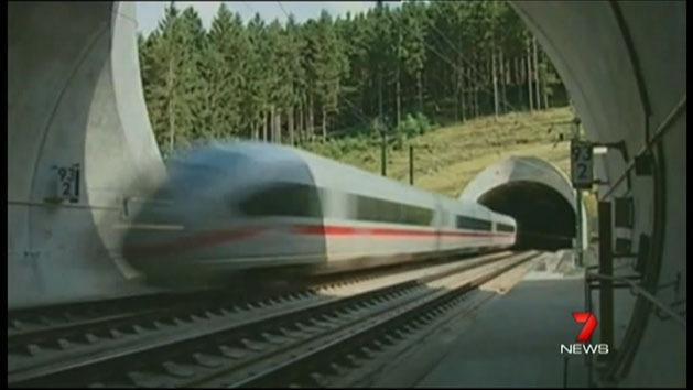 Rapid rail route planned for east