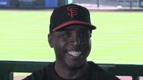 Barry Bonds Returns to Giants' Spring Training
