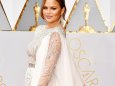 Here's How Chrissy Teigen Hid A Nasty Leg Burn Right Before The Oscars
