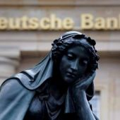 A Deutsche Bank settlement overshadows U.S. equities