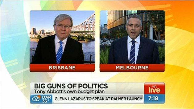 Big guns of politics - May 17