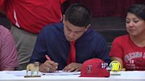 Early signing day in the Central Valley