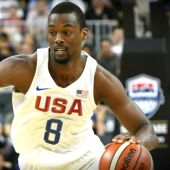 Harrison Barnes Is Loving His Role On A 'Ridiculous' Team USA, And Not Thinking About Game 7