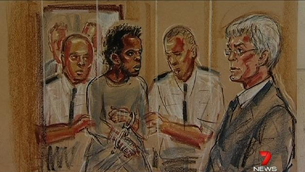 Woolwich attack accused faces court