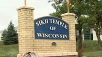 Sikhs Return to temple after shooting