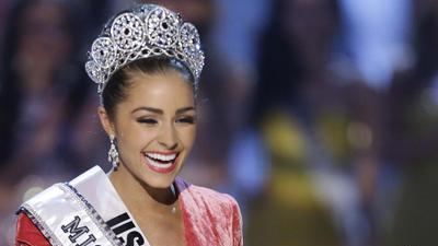 College Sophomore Wins Miss Universe Crown