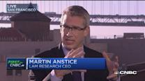 Exciting future for tech: Lam Research CEO