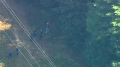 Uncut Aerials: Search On For Slaying Suspect