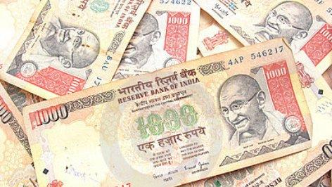Rupee up 13 paise Vs dollar in early trade
