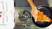 Quick Tips: How to Reheat Leftover Pizza