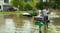 Prior Lake Bracing For More Flooding This Weekend